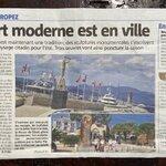 L'art Moderne Est En Ville